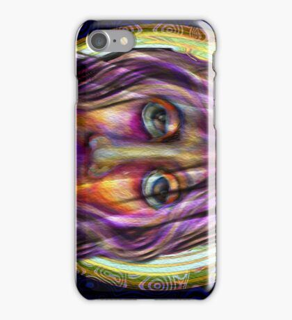 Christ. by Alma Lee iPhone Case/Skin