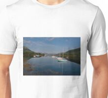 Loch Fort William Scotland Unisex T-Shirt