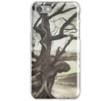 Van Gogh iPhone 5 Case - Study of a Tree iPhone Case/Skin