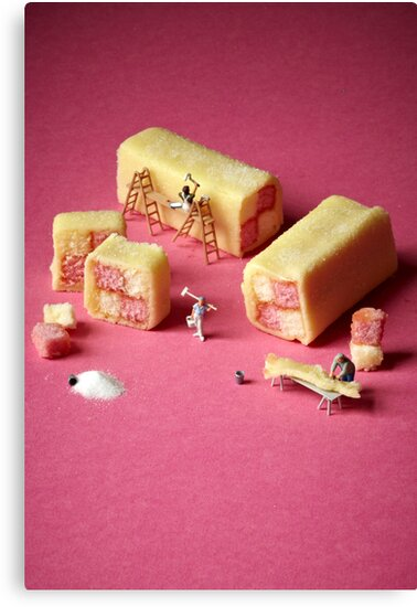 Battenberg builders by Bitesized