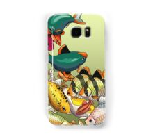 Barbs Samsung Galaxy Case/Skin
