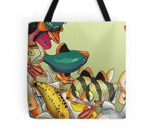 Barbs Tote Bag