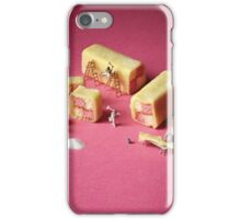Battenberg builders iPhone Case/Skin