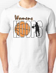 Basketball Women's Hoops Women's Unisex T-Shirt
