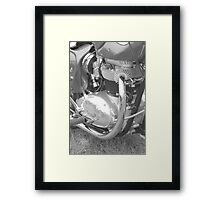a41)heavy metals Framed Print