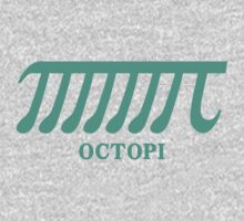 Octopi by Cheesybee