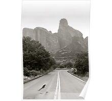 Road to Meteora Poster
