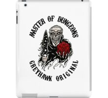 Master of Dungeons - Greyhawk Original iPad Case/Skin