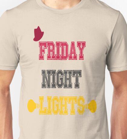 Friday night lights Unisex T-Shirt