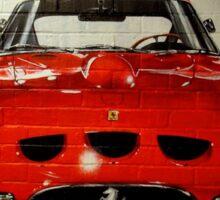 Ferrari 250 GTO Sticker
