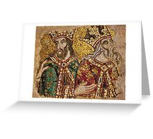 Two Of The Three Kings Greeting Card