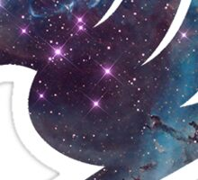 fairytail galaxy  Sticker