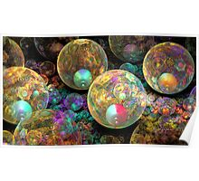 Bubbles Within Bubbles Poster