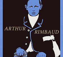 Arthur Rimbaud by falk nordmann