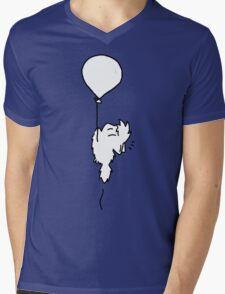 Fly With Me! Mens V-Neck T-Shirt