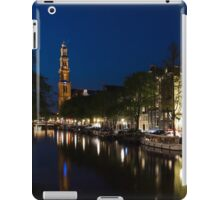 11:05PM Blue Hour - Magical Amsterdam in June iPad Case/Skin
