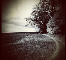 What's Around the Corner? by Leon - D'Zine