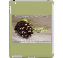 Sparkle and Shine iPad Case/Skin