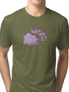Dittwho Tri-blend T-Shirt