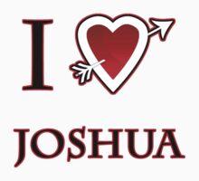 i love joshua heart  by Tia Knight