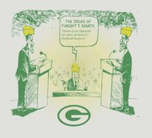 Packer Politics by Chiconate09