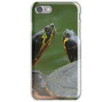 Terrapin love iPhone Case/Skin