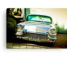 Car Dreams Canvas Print