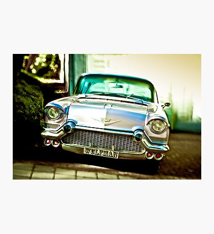 Car Dreams Photographic Print