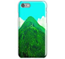 in the mountains of the virgin. iPhone Case/Skin
