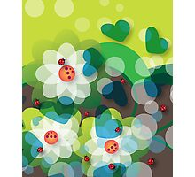 Joyful Spring - Earth Photographic Print