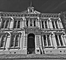 Story County Courthouse 1876 by thecameraman
