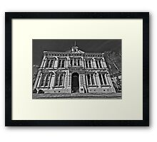 Story County Courthouse 1876 Framed Print