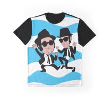 Jake and Elwood Blues Graphic T-Shirt