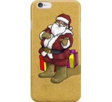 Santa iPhone Case/Skin