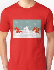 Do you wanna build a snow fox? T-Shirt