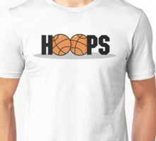 Basketball Hoops Unisex T-Shirt