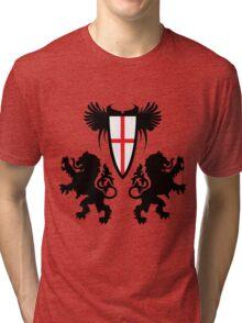 english lions Tri-blend T-Shirt