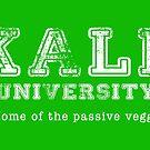 KALE University by Kay-Trickpie