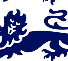 3 lions Sticker