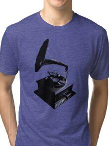 gramophone Tri-blend T-Shirt
