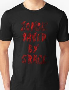 Zombie Saved By Grace T-Shirt