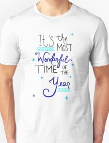 Most Wonderful Time of the Year Unisex T-Shirt