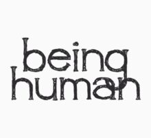 being human card Kids Clothes