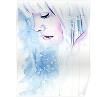 Winter fairy-tale Poster