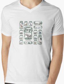 Protect Wildlife - Endangered Species Preservation  Mens V-Neck T-Shirt