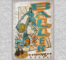 Baller Basketball Hoops Player Unisex T-Shirt