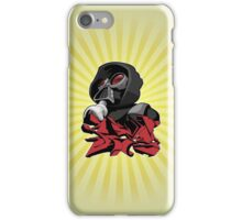 Graffiti propaganda style iPhone Case/Skin