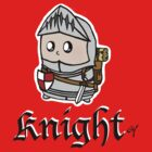 The Knight by Cillian Morrison