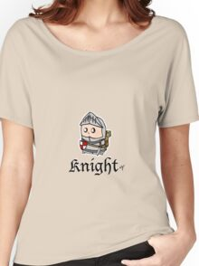 The Knight Women's Relaxed Fit T-Shirt
