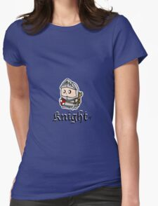 The Knight Womens Fitted T-Shirt